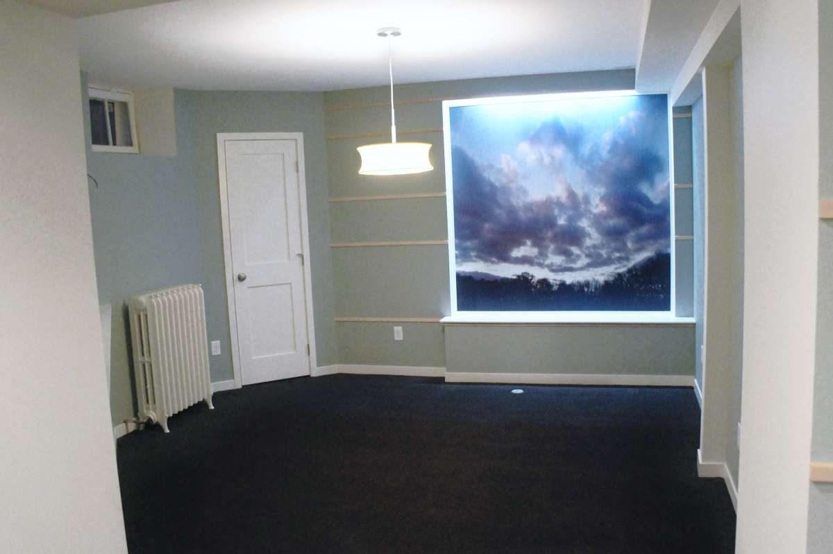 Basement Hil Living Room Painting