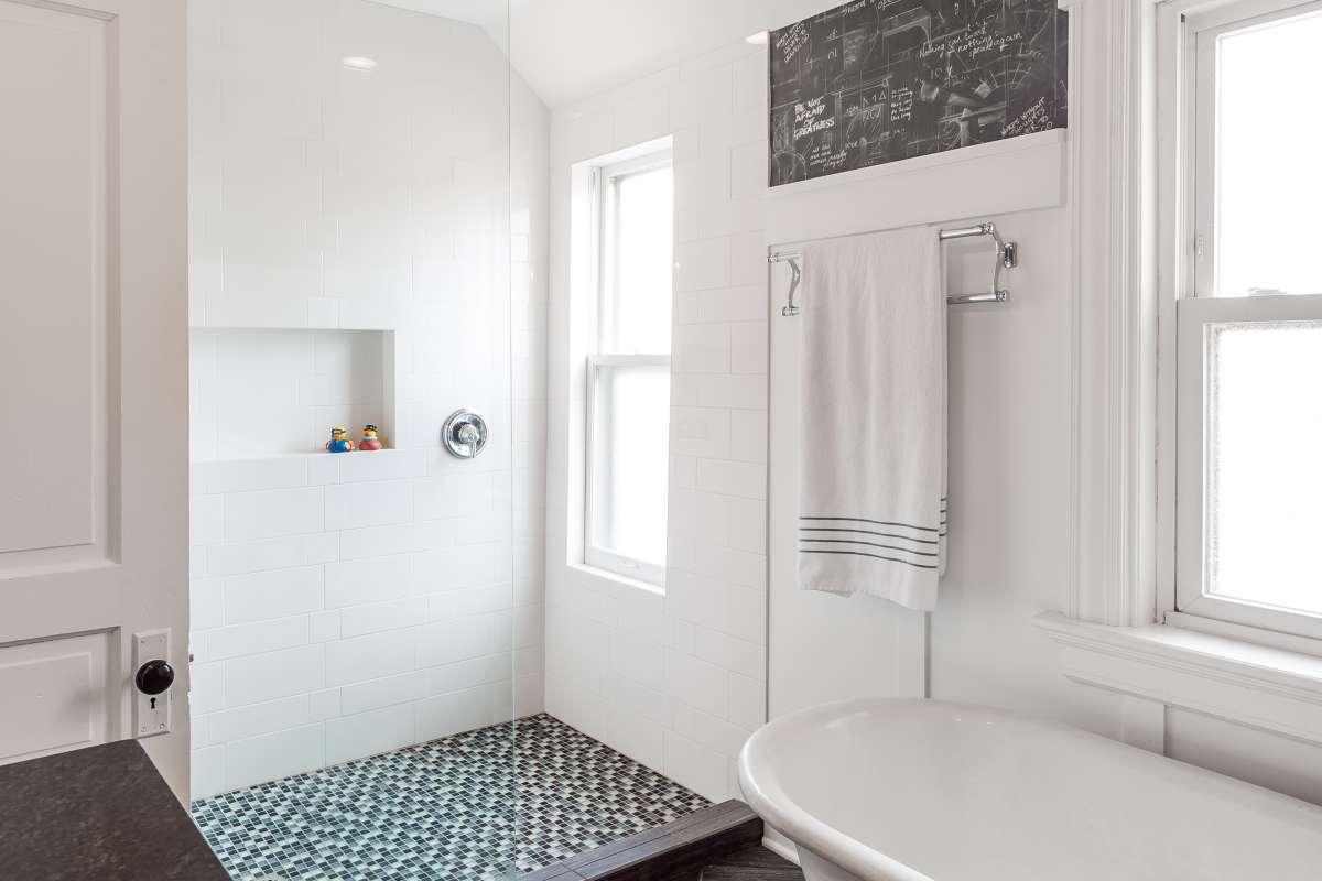 Victorian Home Bathroom Remodel