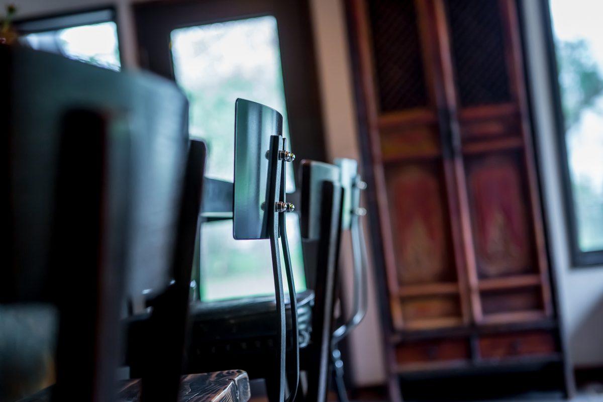 Steampunk meets Modern Kitchen Slider 5