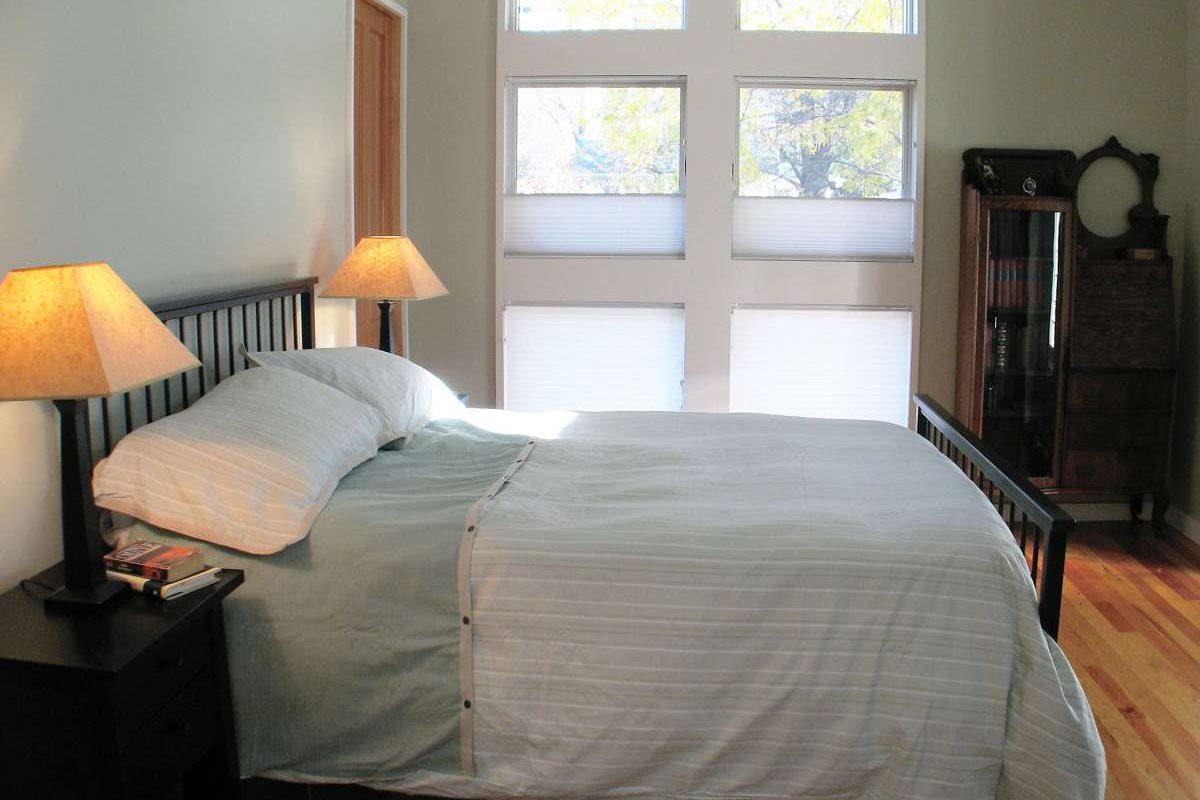 Farmhouse Design White Bedroom