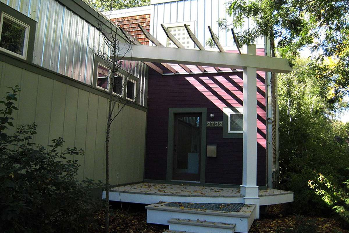 Farmhouse Design Main Door