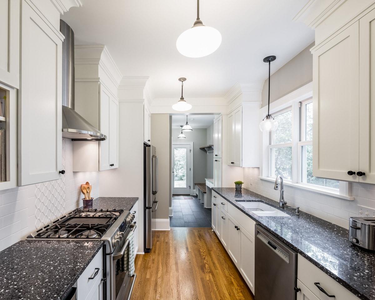 bump-out kitchen