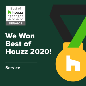 Bluestem Construction Wins Best Of Houzz 2020 Service Award