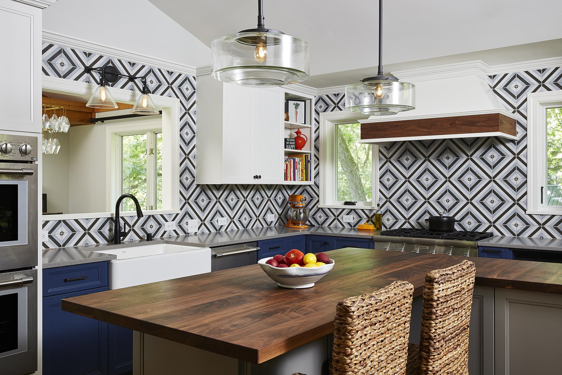 Bluestem Kitchen Project Featured on Houzz.com!