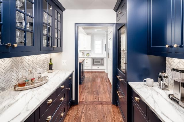 Bluestem's Guide to Butler's Pantry and Auxiliary Kitchen Spaces