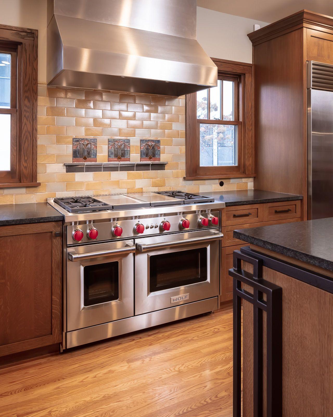 Kitchen Backsplash Material and Design Ideas