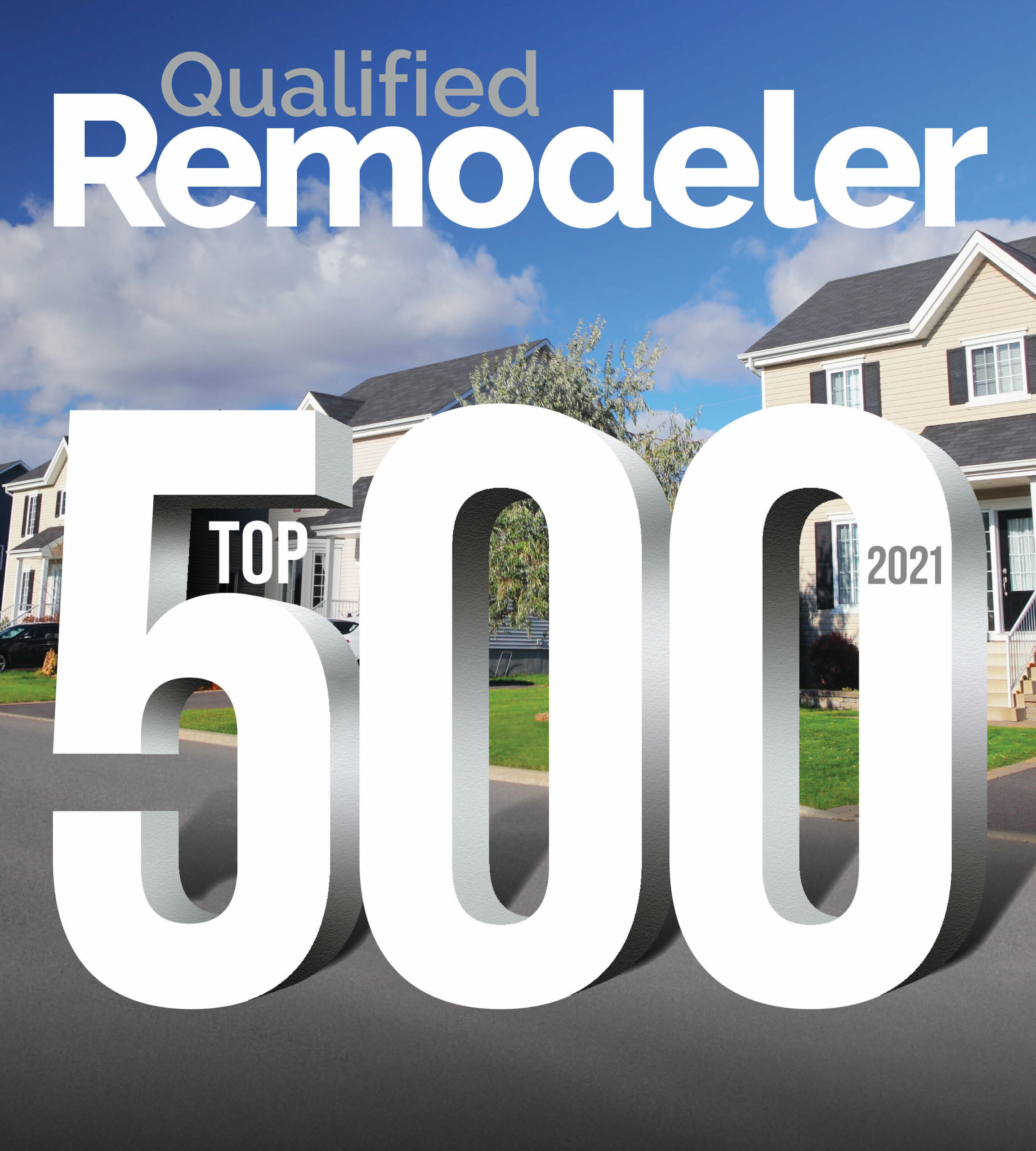 Bluestem Named to Qualified Remodeler TOP 500 List for 2021!