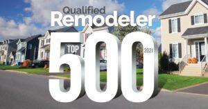 Qualified remodeler top 500 logo image